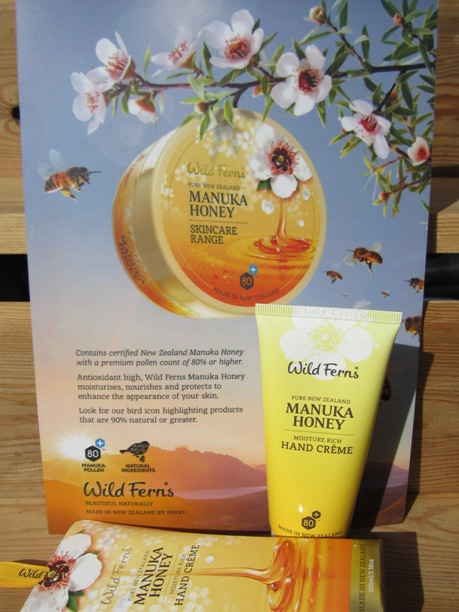 Honey Bee 100ml Handcream